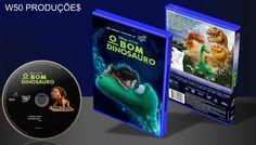 O Bom Dinosauro - CAPA - Capa | VITRINE - Galeria De Capas - Designer Covers Custom | Capas & Labels Customizados