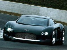 1999 Bentley Hunaudieres conceptcar