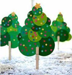 Recursos para trabajar la Navidad en la escuela: canciones, cuentos, manualidades.