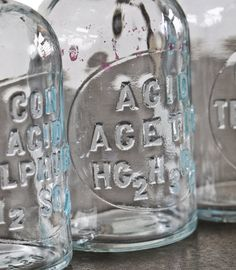 vintage research laboratory glassware finds new home at urban remains / Urban Remains Chicago News and Events