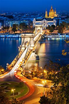 Budapest is said to be the most beautiful city in Europe.