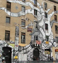laotracarboneria....   #streetart #toobuku // www.thebukuproject.com