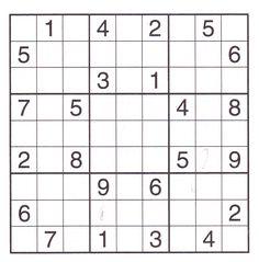 10 best sudoku puzzle images on pinterest sudoku puzzles