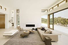 Silverado Trail Home by John Maniscalco Architecture