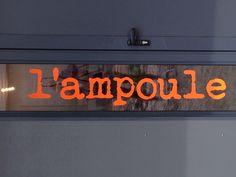 L'ampoule - atelier d'artiste et showroom Sandy Jeuland