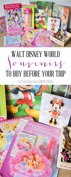 Top 10 Tinker Bell Gifts - Countdown to Walt Disney World - Wit & Wander