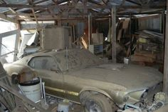 Rare Find 1969 Ford Mustang Mach 1