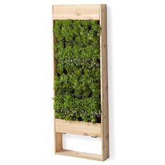 36 DIY Vertical Wall Garden Planters Ideas #WallGarden