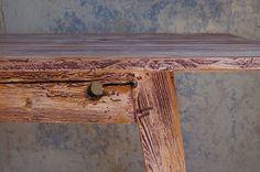 Solenn Design, Muster traditionelle Holz-Sortierung, Brinjal
