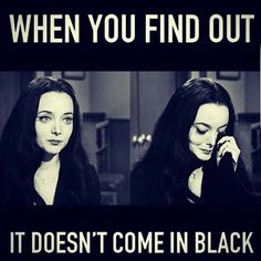 All Black All The Time