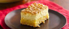 Prize-Winning Recipe 2010! Savor the same great taste of restaurant Crème Brûlée in an easy-to-make bar cookie.