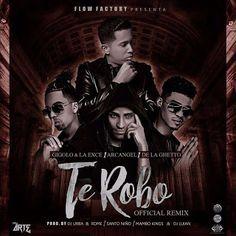 Urban-Music-Word: Te Robo Remix - Arcangel Ft De la Ghetto, Gigolo &...