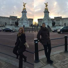 #lovethistrip #london #januari2016 #buckinghampalace #sightseeing #traveltheworld by nohasolmazmakari