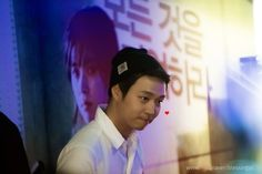 "[HQ PICS] 130625 Yoochun at ""Cold Eyes"" VIP Premiere 