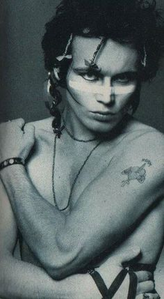 Adam Ant - I have a funny story about Adam Ant...