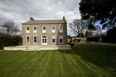 The magnificent 18th century Georgian Manor House,Gilling Lodge, is set within several acres of private gardens..