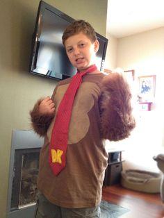 donkey kong costume - Google Search