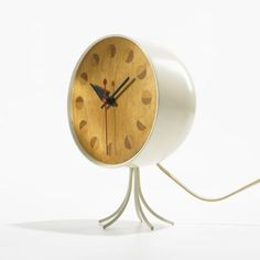 Desk Clock by George Nelson
