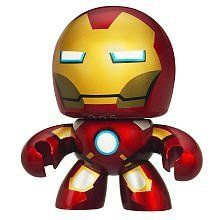 Marvel Avengers Movie Mini Mighty Muggs Iron Man by Hasbro. $22.49. Tiny IRON MAN figure is just the right size for little hands!