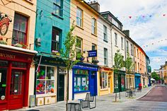 CLONAKILTY in Co. Cork has been voted the best town in Britain and Ireland.The West Cork town r. County Cork Ireland, Galway Ireland, Ireland Vacation, Ireland Travel, Town Names, Images Of Ireland, West Cork, England Ireland, Ireland Landscape