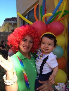 Circus time  - clown