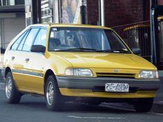Ford Laser L Australian Cars, Car Photos, Car Ins, Mazda, Specs, Cool Cars, Ford, Trucks, Japan