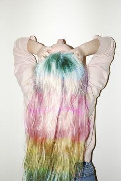 nice dye job!
