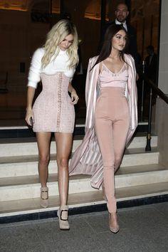 Celebrity Best Dressed: The Paris Fashion Week Edition via @WhoWhatWearAU