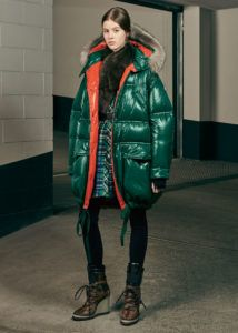 Moncler Women Fall-Winter 2017/18 Collection