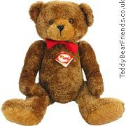 Teddy Hermann Teddy Bear Gold Teddy Bear Gold is everyones favourite teddy bear. His charming personality and soft plush fur will keep you warm on a chilly night. Teddy Bear Gold from Teddy Hermann has the most beautiful shiny br http://www.comparestoreprices.co.uk/teddy-bears/teddy-hermann-teddy-bear-gold.asp