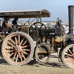 1917 McLaren 5nhp General Purpose Engine No.1534 - 'Cracker'