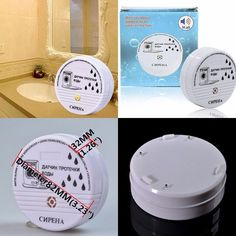 Home Security Alarm Wireless Water Leak Detector Sensor System Security New  #handgold