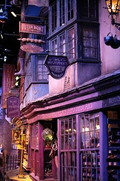 Harry Potter Studio Recap (london)
