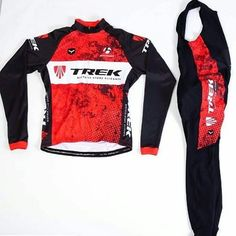 B9 Long #Cycling #Tight B2 Long Sleeve Jersey #red Customized #outfits #trek #cycle info@taymory.com.mx and ask your #design