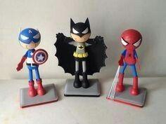 Fofuchas Superheroes