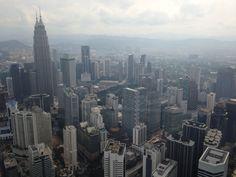 Kuala Lumpur City, Menara Tower, Malaysia