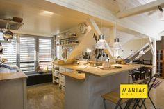 Interiéry Bytové BYT 1 - Maniac interier & design