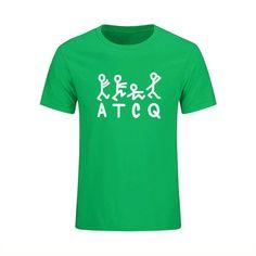 A TRIBE CALLED QUEST T Shirt Men Hip Hop Midnight Marauders Rock Mic Band T-Shirt Cotton Streetwear Summer Casual