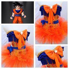 By: Electric laundry  Goku Dragon Ball Z