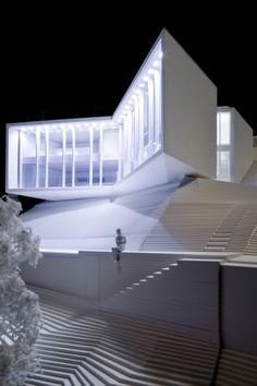 House X / Cadaval  Solà-Morales via Plataforma Arquitectura https://www.facebook.com/Arquiclick
