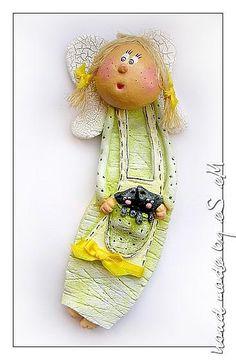Gallery.ru / Фото #101 - Ангелы, гномы, эльфы и другая живность - Inna-Mina
