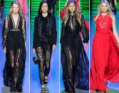 Elie Saab Spring/Summer 2016 Collection  #runway #catwalk #fashion