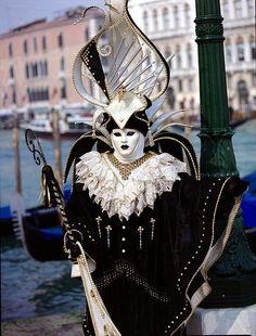 2003 Venice carnival.