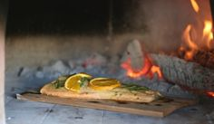 Four à pizza bois : Cedar Planked Salmon - Wood Fired Oven Recipes Cedar Planked Salmon - Wood Fired Oven Recipes Sharing is caring, don't forget to share Wood Oven, Wood Fired Oven, Wood Fired Pizza, Open Fire Cooking, Oven Cooking, Cedar Plank Salmon, Wood Burning Oven, Four A Pizza, Fire Food