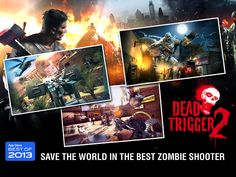 24 best dead trigger images on pinterest android video game and dead trigger 2 updates with new european locations guns and more http malvernweather Images