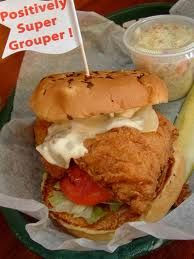 FRENCHY'S - Clearwater FL. Best grouper sandwich in the USA!!!!  Worth the trip from anywhere.