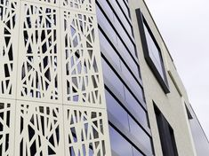 Perforated Facade Panel from ULMA Architectural Solutions