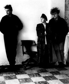 Cocteau Twins were a Scottish alternative rock band active from 1979 to 1997, known for innovative instrumentation and atmospheric, non-lyrical vocals. The original members were Elizabeth Fraser (vocals), Robin Guthrie (guitar, drum machine) and Will Heggie (bass guitar), who was replaced by multi-instrumentalist Simon Raymonde early in the band's career. While the entire band earned much critical praise, Elizabeth Fraser's distinctive soprano vocals received the most attention.
