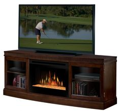 Dimplex - Home Page » Fireplaces » Media Consoles » Products » Wickford Media Console