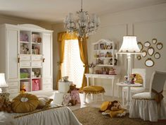 Free Bedroom Decorating Ideas | Source: http://www.digsdigs.com/luxury-girls-bedroom-designs-by-pm4/